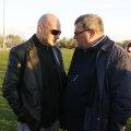 Paszkany şi Iuliu Mureşan, conducătorii celor de la CFR Cluj