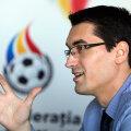 Răzvan Burleanu a obţinut un mandat valabil pe cinci ani în fruntea Federaţiei Europene de Minifotbal