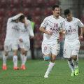 Rapid a cîştigat cu 5-0, în deplasare, la CFR Cluj