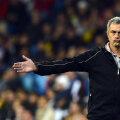 Lui Mourinho nu i-a convenit cînd jucătorii n-au îndeplinit ordinul de-a ataca arbitrajele (foto: Reuters)