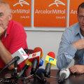 Marius Stan nu a fost de acord cu Dorinel Munteanu în privinţa excluderii jucătorilor Parschiv, Cojoc şi Neagu