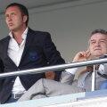 MM Stoica l-a enervat pe Gigi Becali cînd a anunţat că Nikolici va pleca sigur de la Steaua în vară