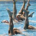 Canada și SUA au competiții importante de înot sincron masculin