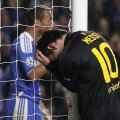 Messi a fost șters și în turul cu Chelsea, și contra Realului (foto: Reuters)