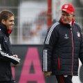 Lahm ar fi o grea pierdere pentru Heynckes în cazul în care va fi avertizat, iar Bayern va trece de Real (foto: Reuters)
