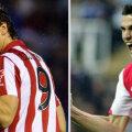 Fernando Llorente și Robin van Persie, două variante pentru a completa ofensiva Barcelonei