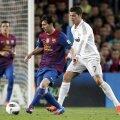 Plătiți cu 10,5, respectiv 12 milioane de euro pe an, Messi și Ronaldo au cele mai mari salarii dintre fotbaliști (Foto: Reuters)