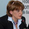 Carmen Tocală ocupă în acest moment postul de preşedinte al Federaţiei Române de Baschet