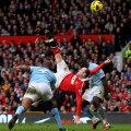 Rooney a reuşit o super execuţie în derby-ul cu City din februarie