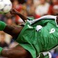 Foarte puternic, Yekini a fost un fotbalist și spectaculos, și eficient
