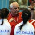 Gheorghe Tadici este nemulţumit de jocul elevelor sale