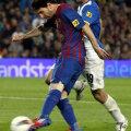 Şutul lui Messi e formidabil. Şi alt gol // Foto: Reuters