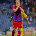 Stefan Nikolici, supărat, ratează derby-ul cu Dinamo