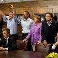 Finala Ligii Campionilor a stîrnit mare interes şi printre oamenii politici