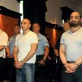 Cei trei agresori ai lui Marian Cozma FOTO: Jurnalul.ro
