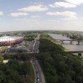 """Polonia va deschide Euro, primind vineri Grecia pe stadionul """"Național"""" din Varșovia, refăcut de temelii (foto: Reuters)"""