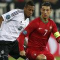 Acelaşi duel, altă coafură la Ronaldo: nici cu părul lins, nici cu ţepi  // Foto: Reuters