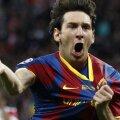 Messi  nu se vede jucînd decît la FC Barcelona