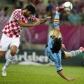 David Silva este unul dintre cei trei jucători cu cîte trei assist-uri la acest European // Foto: Reuters