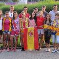 Cîștigătorii primei ediții a Cupei Coca-Cola vor păstra mereu în memorie experiența pe care au trăit-o la Donețk, unde au asistat din tribună la sfertul de finală Euro 2012, Spania - Franța