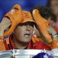 Suporterii olandezi au trăit un Euro de coșmar. Foto: Reuters