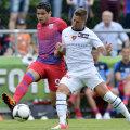 Adi Rocha s-a acomodat deja la Steaua și e principalul favorit pentru atacul roș-albaștrilor în sezonul viitor