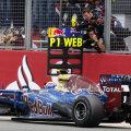 În 2011, Mark Webber a avut pole-position-ul la Silverstone, dar a cîştigat Alonso. Anul acesta, rolurile s-au inversat, Alonso, primul la grilă, însă victoria i-a revenit australianului