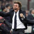Conte exultă: în sezonul trecut a reuşit să cucerească titlul cu Juventus