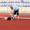 Fizioterapeutul Oltchimului a avut grijă de Ramona Farcău
