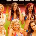 Ele sînt fetele care vor să atragă suporterii pe stadionul lui Crystal Palace