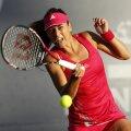 Sorana nu a reușit prea multe în fața puternicei Serena Williams (foto: Reuters)