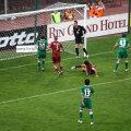 În meciul cu Wolfsburg, rapidiştii au obţinut pe teren propiu o remiză, scor 1-1