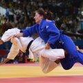 Corina Căprioriu, dreapta, a cedat foarte greu în fața rivalei nipone (foto: Raed Krishan)