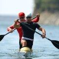 Mihalachi şi Dumitrescu, canoiştii triplu campioni mondiali, visează la primul aur olimpic