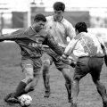 Adrian Ilie avea atunci 19 ani şi era la debutul său în cupele europene