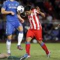 Falcao a fost un veritabil călău pentru Chelsea (foto: Reuters)