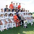 Poza Realului pentru 2012-2013. Zidane nu e (foto: realmadrid.com)