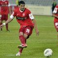 Dănciulescu a deschis scorul în meciul cu U Cluj dintr-o lovitură de pedeapsă.