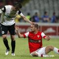 Alexe a reuşit o pasă de gol în cele nouă partide jucate în acest sezon, în toate competiţiile