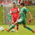 Selagea s-a pregătit în vară alături de Dinamo
