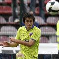 """Considerat """"Noul Messi"""" pe cînd evolua la Steaua, Matei a fost susţinut mereu de Becali."""