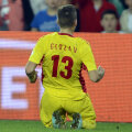 Gicu Grozav a asigurat victoria României în meciul cu Turcia.