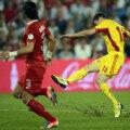 Răzvan Cociş a ratat cea mai mare ocazie a meciului cu Turcia (foto: Alex Nicodim)