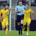 Crăciunescu şi Lăzărescu au opinii diferite despre greşelile de arbitraj din meciul cu Olanda.