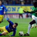 Boudjemaa nu a mai găsit drumul spre gol în meciul cu Chiajna.