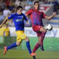 Szukala a fost adus de Anamaria Prodan în România. El a mai jucat la Bistriţa, U Cluj şi Petrolul