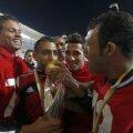 În decembrie, Al Ahly va reprezenta Africa la Mondialul Cluburilor, învingînd haosul politic din ultimii doi ani