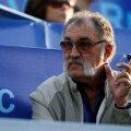 Ion Ţiriac este cunoscut drept un mare simpatizant al lui Dinamo, dar nu s-a implicat în conducerea clubului din Ştefan cel Mare