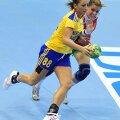 Patricia Vizitiu (24 de ani) nu a prins nici un turneu final cu naţionala României Foto: Mediafax