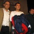 În mai 2011, Mărgăritescu (32 ani) a stat în arest vreme de 24 de ore